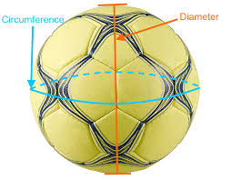 Ball Size Chart Handball Ball Size