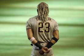 San Diego Padres: Fernando Tatis Jr. on ...