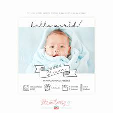 Free Pregnancy Announcement Templates Free Birth Announcement Template Lovely Free Pregnancy