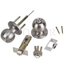 How To how to fix a door knob latch pics : Backyards : Door Knob Latch Glass Door Knob Latch Set' Door Knob ...