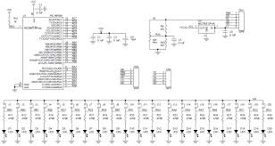 bargraph voltmeter circuit diagram tradeoficcom wiring diagram bargraph voltmeter 0 5v dc range pic16f686 electronics lab bargraph voltmeter circuit diagram tradeoficcom