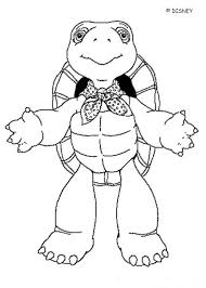 Small Picture FRANKLIN coloring pages 39 free printables of Franklin the