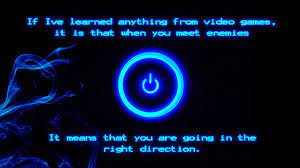 Gaming Quotes Wallpaper posted by ...