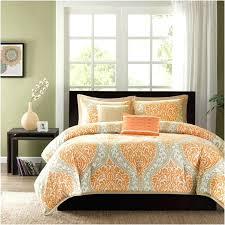 orange and gray bedding sets bedspread orange gray comforter gray bedding set orange king size duvet