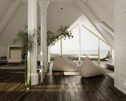 Sloped Roof Bedroom The Art Of Sloped Ceiling Spaces