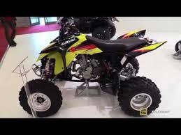 2018 suzuki quads.  quads 2016 suzuki quadsport z400 sport atv  walkaround 2015 salon de la moto  paris youtube inside 2018 suzuki quads 4
