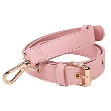 detachable strap replacement bags straps women girls pu leather shoulder bag parts accessories gold buckle belts