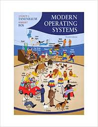Modern Operating Systems   th Edition   Andrew S  Tanenbaum     Amazon com