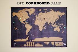 Image Travel Easiest Diy Cork Board Map My Simple Modest Chic My Simple Modest Chic Easiest Diy Cork Board Map