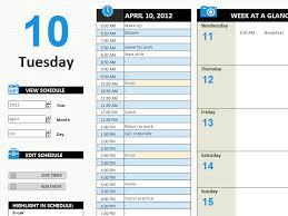 Office Com Calendar Templates Daily Work Schedule Templates Office Com Time Management