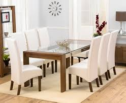 glass dining table set. Glass Dining Table And 8 Chairs Gallery Inside Room Album Set S