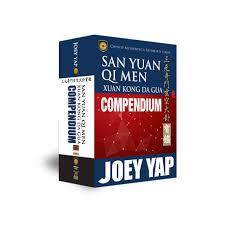 San Yuan Qi Men Xuan Kong Da Gua Compendium By Joey Yap Infinity Feng Shui Ifs Scs