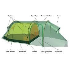 Hilleberg Nammatj 3 GT Camping Tent | Outdoorplay.com