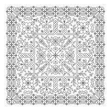 Blackwork Cross Stitch Charts Printable Blackwork Cross Stitch Patterns Blackwork Cross