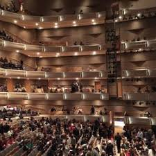 Four Seasons Centre Performing Arts Toronto Seating Chart Four Seasons Centre For The Performing Arts 2019 All You