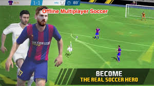 best offline multiplayer football games