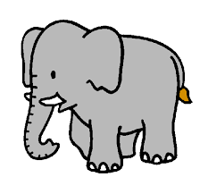 elephant color. Brilliant Elephant Baby Elephant Colored By TERESA On December 18 2010 And Elephant Color P