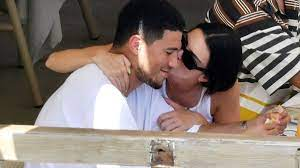 Kendall Jenner and beau Devin Booker ...
