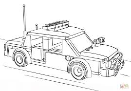 Small Picture Lego Police Car coloring page Free Printable Coloring Pages