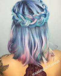 100 Crazy Hair Colour Ideas For