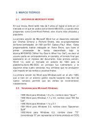 formato de informe en word word 2010 informe