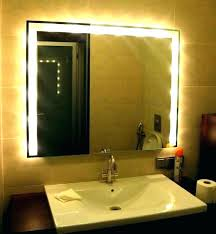ith long mirror with lights led ikea ing s long mirror with lights length