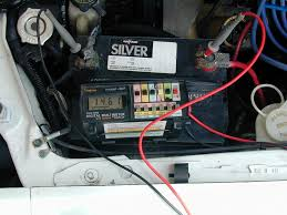 Testing <b>battery</b> and charging system
