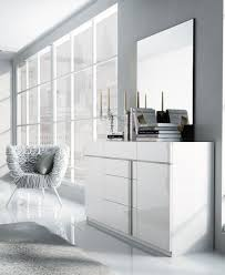 Mirror Bedroom Set Granada Bedroom Set Bed 2 Nightstands Chest Dresser And Mirror