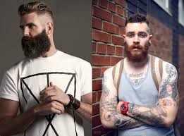 Brutal Beards Mens Hairstyles 2018 Hairdromecom