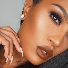 makeup dels brows benefitcosmetics dark brow zing kit lashes flutterlashesinc shayla