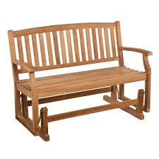 shop harper blvd reseda teak outdoor glider bench free shipping today overstockcom 8029251 outdoor glider bench k31