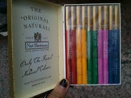 Nat Sherman Lights Cigarettes Cigarettes Nat Sherman Fantasia