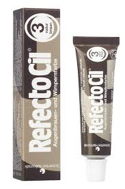 Refectocil Cream Hair Dye Light Brown 5oz Refectocil Cream Hair Dye Natural Brown 5oz