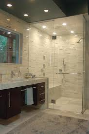 A great example of a universal design shower