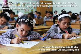 gender quotes ga barack obama on girls education ly gender quotes ga67 barack obama on girls education infographic