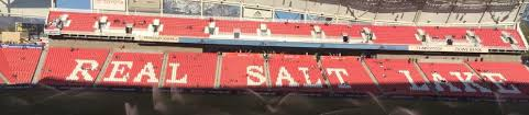 Real Salt Lake Seating Chart 3d Photos At Rio Tinto Stadium