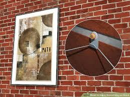 brick wall hangers how