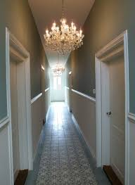 modern country style ten effective decorating ideas for small narrow hallways through for details