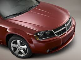 Auction results and data for 2008 Dodge Avenger - conceptcarz.com