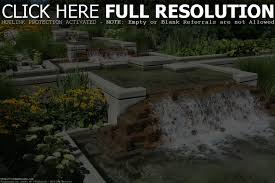 Small Picture Front Yard Landscaping Ideas With Fountains Roomy Designs Garden