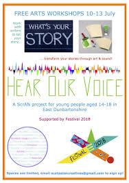 childhood stories essay events