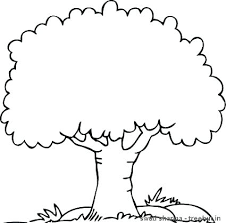 coloring pages of tree. Plain Pages Apple Tree Coloring Page Printable Pages  Free   With Coloring Pages Of Tree