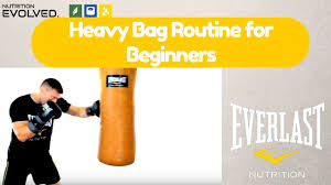 the heavy bag for beginners you