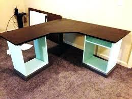 floating corner desk plans diy ideas ikea simple furniture enchanting co designs that save space decorating