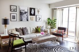 modern neutral eclectic living room - Design Manifest- One Room Challenge