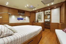 Sailing Yacht MRS MARIETTA CUBE   Cabin 3