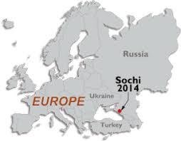 「Sochi  2014 Winter Olympic Games.,map」の画像検索結果