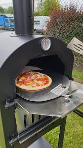 Coal Fired Pizza Oven Design Outback Charcoal Pizza Oven Review From Bbq Experts World