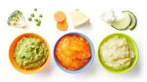 Tuti soenardi membagikan cara membuat bubur susu tepung beras untuk 1 porsi dalam bukunya jus buah dan bubur susu untuk bayi terbitan gramedia pustaka utama. Tekstur Makanan Bayi Sesuai Tingkatan Usia Spesialis Klikdokter Com