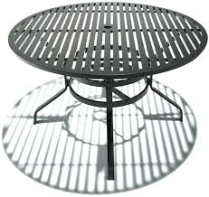 60 round outdoor dining table inch round outdoor dining table round patio table awesome remarkable design